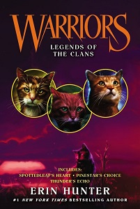 Datei:Legends of the Clans.jpg